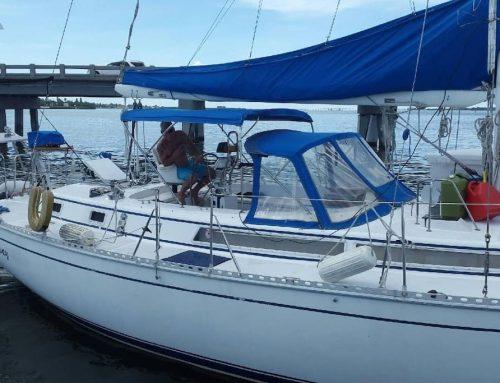 Gulfstar 45 Hull #18